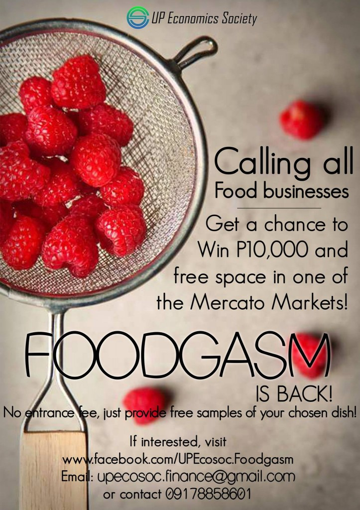 Calling All Food Businesses