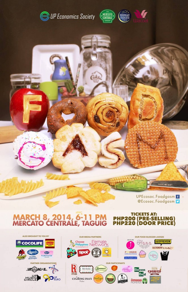 Foodgasm IV Main Poster